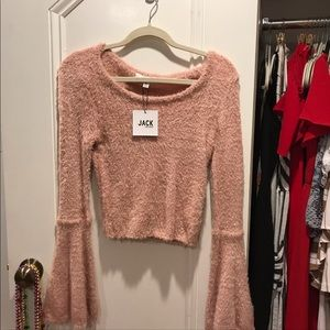 Pink Jack by BB Dakota sweater